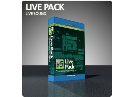 McDSP Live Pack