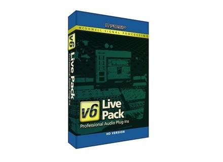 McDSP Live Pack V6