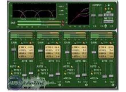 McDSP MC2000 HTDM