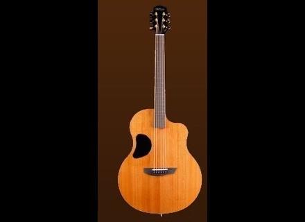 McPherson Guitars MG-4.5 Madagascar Rosewood/Redwood