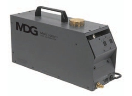 MDG fog Max 3000 APS