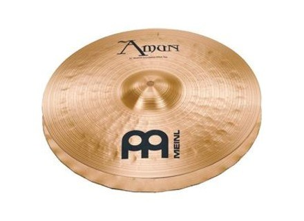 Meinl Amun Powerful Soudwave Hats 14""