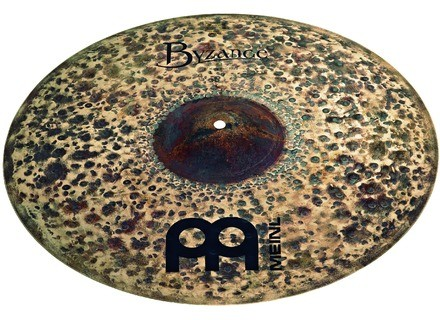 Meinl Byzance Dark Raw Bell Ride 22""