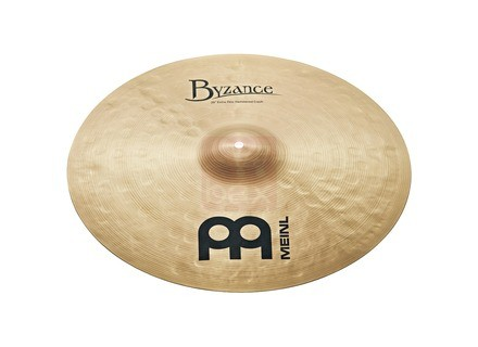 Meinl Byzance Traditional Extra Thin Hammered Crash 18""