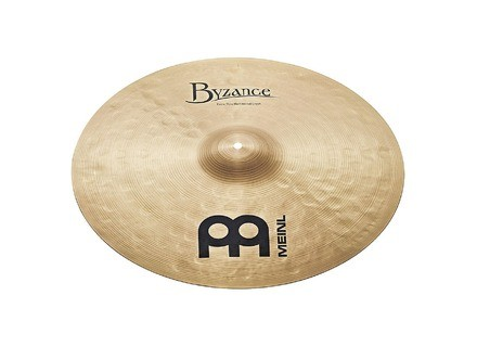 Meinl Byzance Traditional Extra Thin Hammered Crash 20""