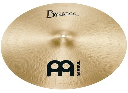 Meinl Byzance Traditional Medium Sizzle Ride 20""