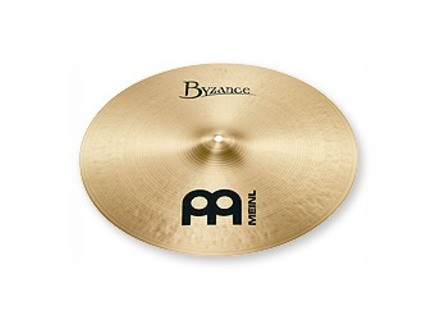 Meinl Byzance Traditional Medium Thin Crash 16""
