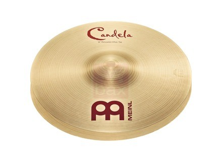 Meinl Candela Percussion Hihat 10