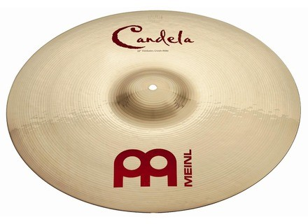 Meinl Candela Timbales Crash Ride 18""