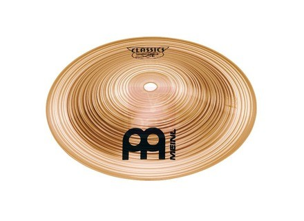 """Meinl Classics Traditional Low Bell 8"""""""