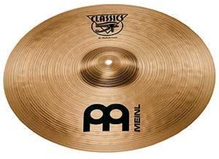Meinl Classics Traditional Thin Crash 18""