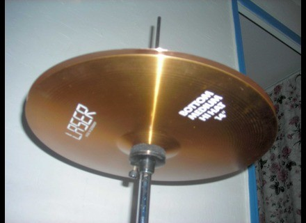Meinl Laser Medium Hihat 14""