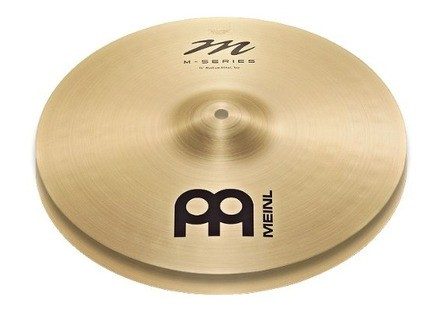 Meinl M-Series Traditional Heavy Hihat 14""