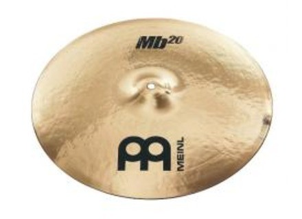 Meinl Mb20 Medium Heavy Crash 20""