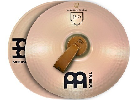 """Meinl Professional Marching Cymbals B10 Pair 18"""""""