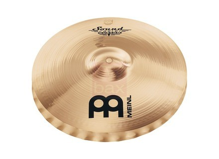 Meinl Soundcaster Custom Medium Soundwave Hihat 14""