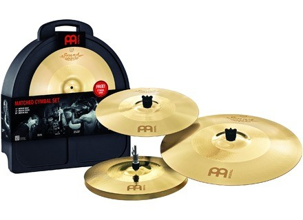 Meinl Soundcaster Fusion Matched Cymbal Set