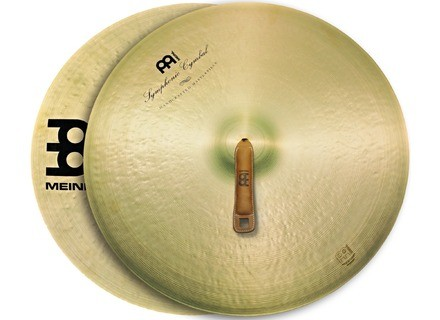 "Meinl Symphonic Cymbal Medium Pair 16"""