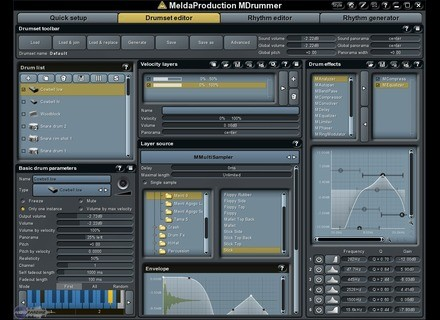 MeldaProduction MDrummer 2 Large
