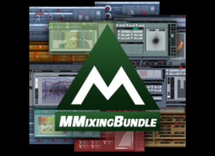 MeldaProduction MMixingBundle