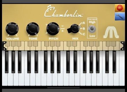 Mellotron Chamberlin App