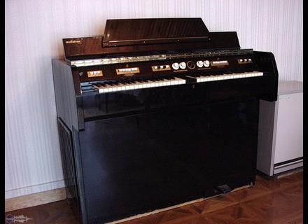 Mellotron Mark II