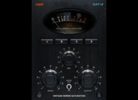 Mellowmuse SATV Vintage Saturator