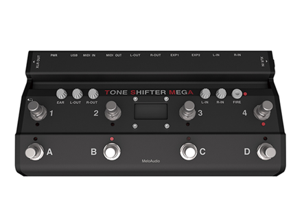 Melo Audio Tone Shifter Mega