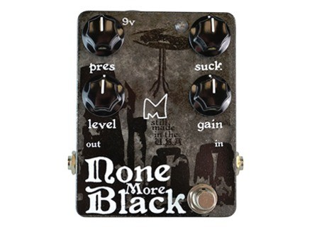 Menatone None More Black MKIII