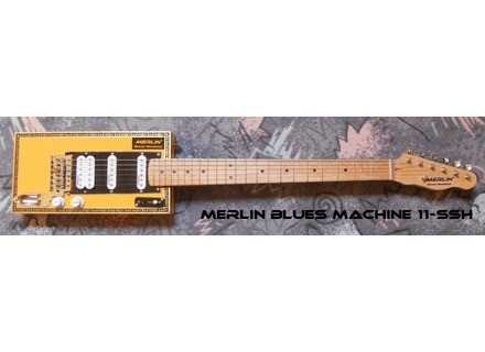 Merlin' Blues machine MBM 11 SSH
