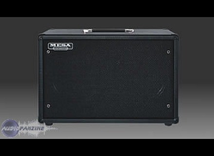 Mesa Boogie 2x12 Three-Quarter Back