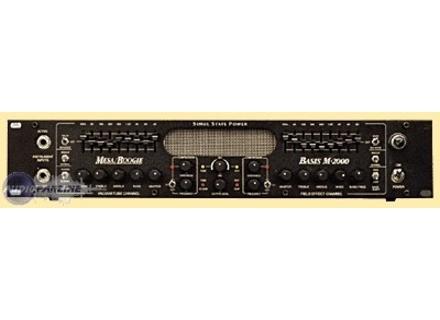 Mesa Boogie Basis M-2000