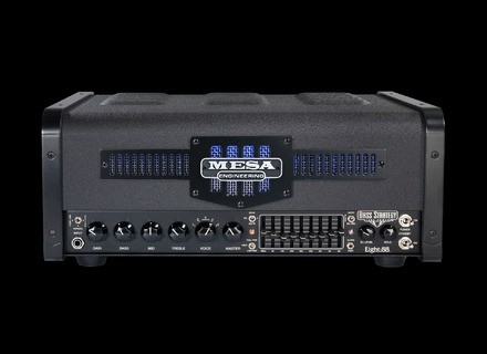 Mesa Boogie Bass Strategy Eight:88