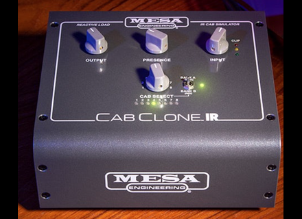 Mesa Boogie CabClone IR