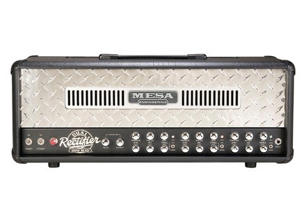 Mesa Boogie Dual Rectifier 3 Channels Reborn Head