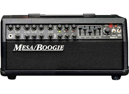 Mesa Boogie Mark IV Head