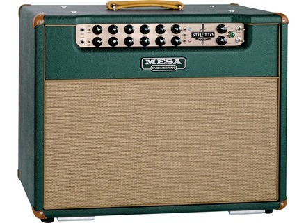 Mesa Boogie Stiletto Ace 1x12 Combo - Emerald Bronco & Tan Grille