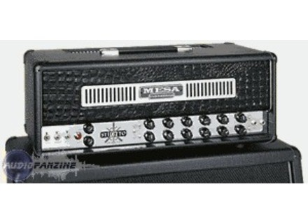 Mesa Boogie Stiletto Trident Head