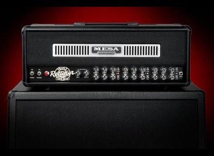 Mesa Boogie Triple Rectifier Head - Black