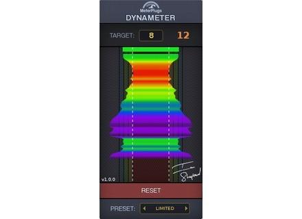 MeterPlugs Ian Shepherd's Dynameter