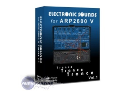 Meyer Musicmedia Electronic Sounds for ARP2600V Trance V.1