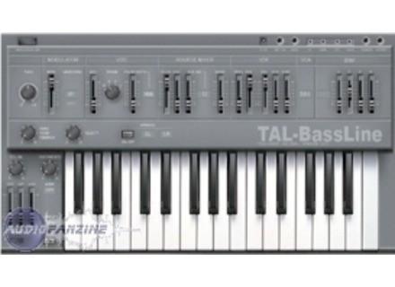 Meyer Musicmedia ES for TAL-BassLine [Freeware]