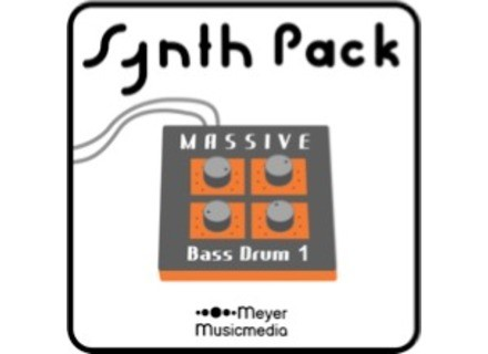 Meyer Musicmedia Synthetic Bass Drum Synth Pack