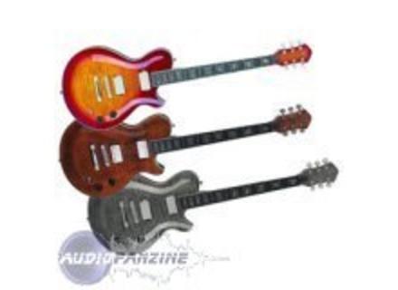 Michael Kelly Guitars Patriot Custom