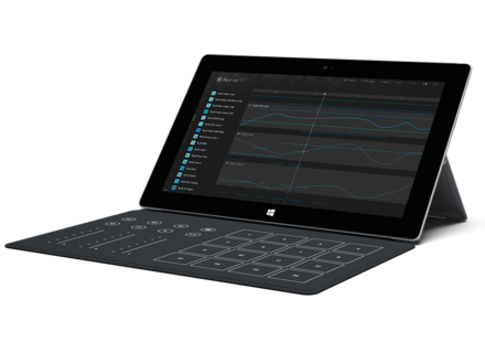Microsoft Surface Music Kit
