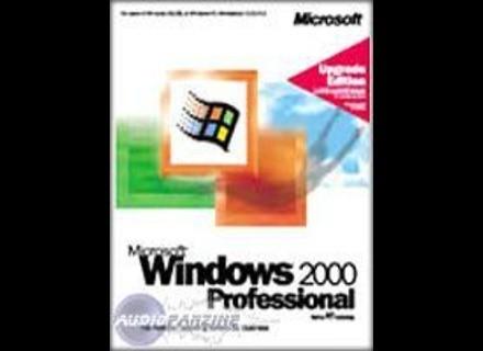 Microsoft Windows 2000 Professional