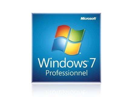 Microsoft Windows 7 Professionnel 64 bits