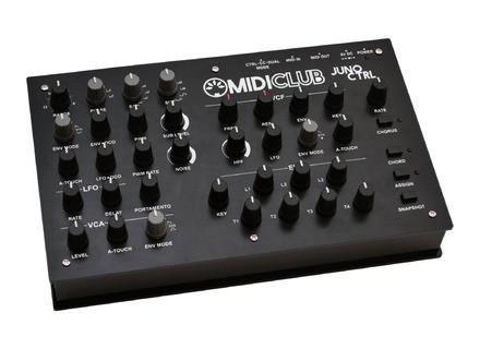 MIDI Club JunoCtrl
