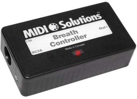 Midi Solutions Breath Controller