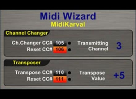Midikarval Midi Wizard